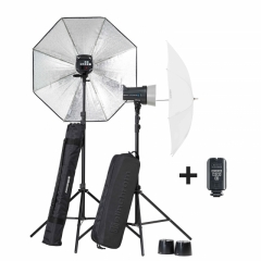 D-Lite RX 2/2 Umbrella to go Set