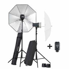 D-Lite RX 2/2 Umbrella to go Set