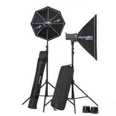 D-Lite RX 4/4 Softbox to go Set