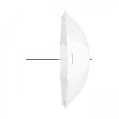 """Schirm flach Transluzent 105 cm (41"""")"""