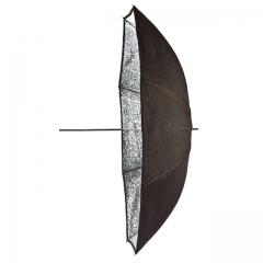 Schirm silber 83cm