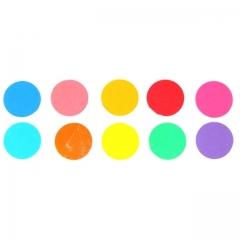 Folien Set mit 10 Farbfolien