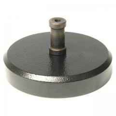 Metall-Basisplatte