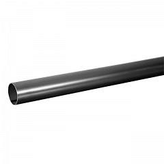 Stahlrohr,rostfrei f. Papierrollen 3.55m