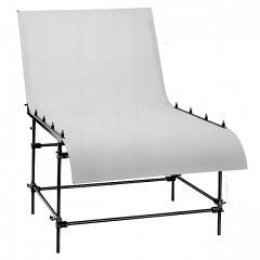 Aufnahmetisch, gross, Breite 160 cm, Oberseite reflexionsfre