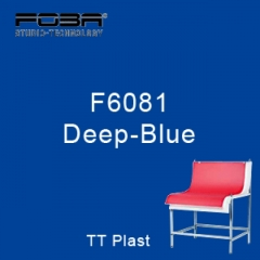 TT-PLAST 1 x dunkelblau, 130 x 100 cm