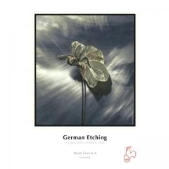 German Etching 310gm2 A4 10 Blatt