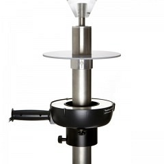 Acrylglasdiffusor, 24cm für Ringblitz