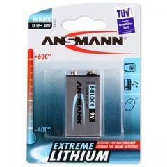 Lithium Batterie9V Block