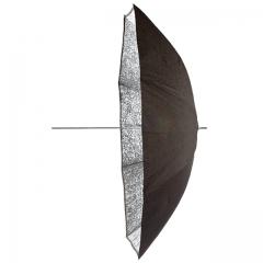 Schirm silber 105cm